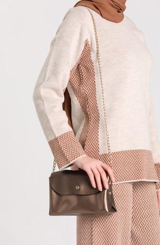 Copper Shoulder Bag 10581BA