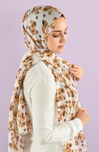 Brown Sjaal 4924-01