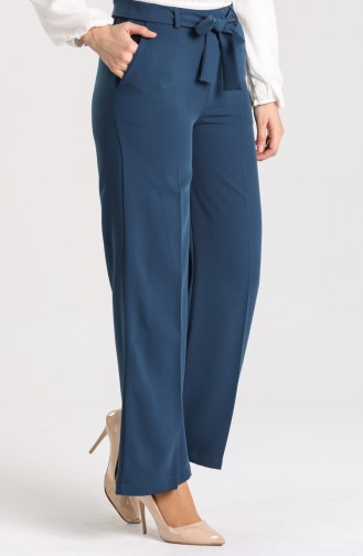 Pantalon Pétrole 1012-02