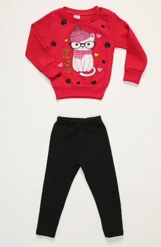 Fuchsia Baby & Kid Suit 9200
