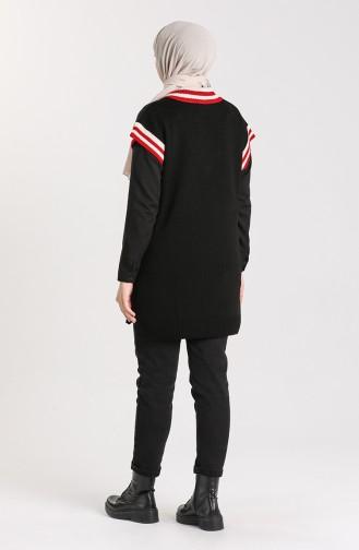 Black Sweater 4358-01