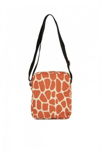 Orange Shoulder Bag 8682166064854