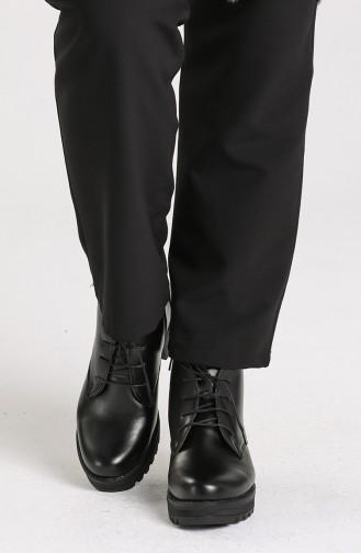 Black Boots-booties 03-02