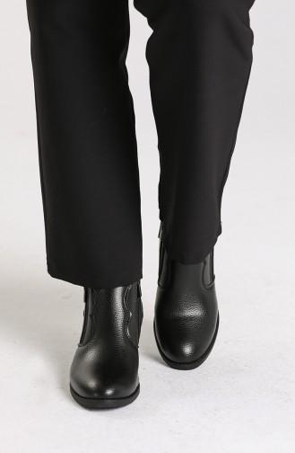 Black Boots-booties 04-02