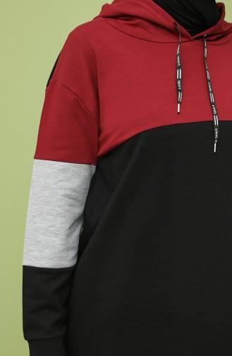 Schwarz Jogginganzüge 5082-01