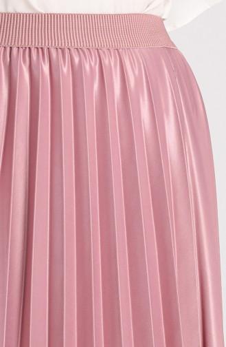 Dusty Rose Skirt 2001-01