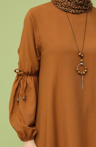 Necklace Tunic 1004-01 Tobacco 1004-01