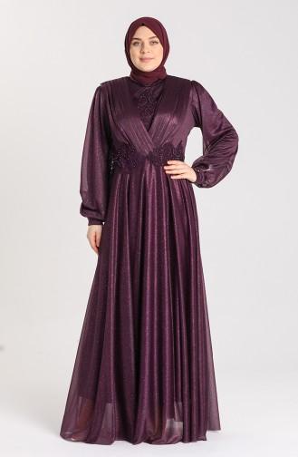 Damson İslamitische Avondjurk 1022-01