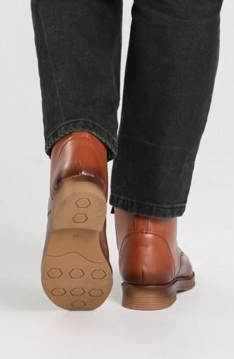 Tan Boots-booties 03-01