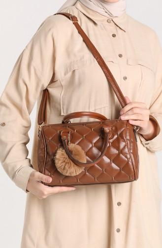 Tan Shoulder Bags 10118-08