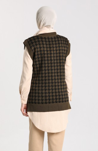 Knitwear Sweater 4347-02 Black 4347-03