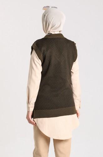 Knitwear Sweater 4348-02 Black 4348-04