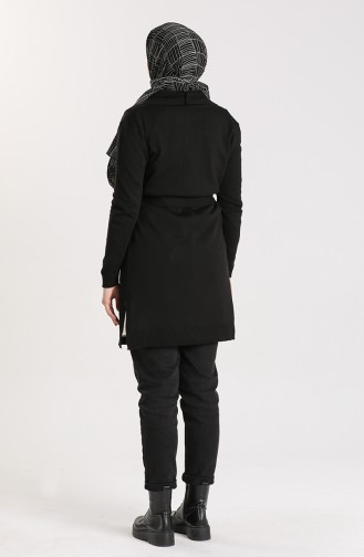 Gilets Noir 0607-02
