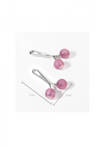 Violet Shawl Scarf Pin 14-102-37-51-40