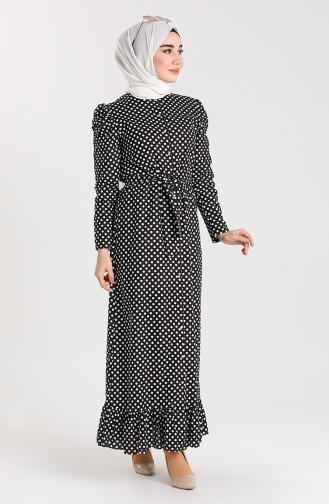 Robe Hijab Noir 005561-01