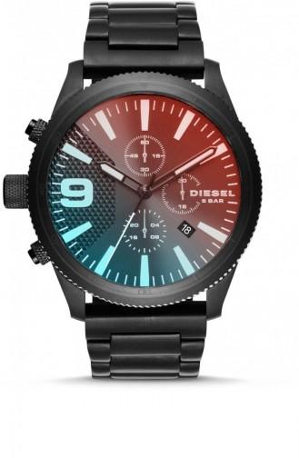 Black Horloge 4447
