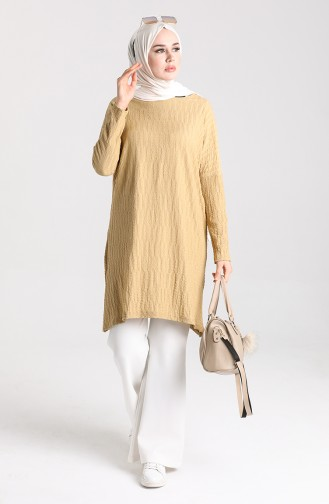 Tunique Camel 8210-01