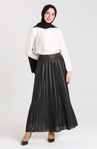 Jupe Noir 1020-01