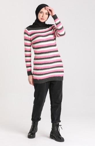Pink Trui 1087-02