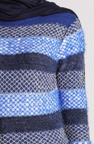 سترة أزرق كحلي 1088-02