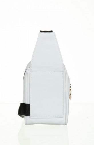 TH Bayan Sırt Çantası TH01501-03 Beyaz