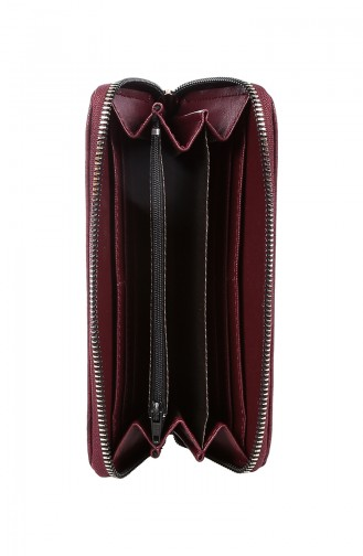 Claret Red Wallet 0THCW2020322
