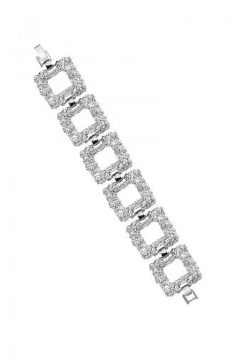 Bracelet Gris argenté 2016