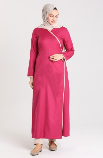 Damson Praying Dress 0616-05
