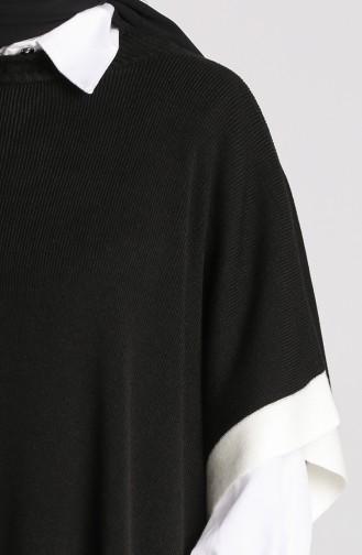 Black Poncho 0142-01