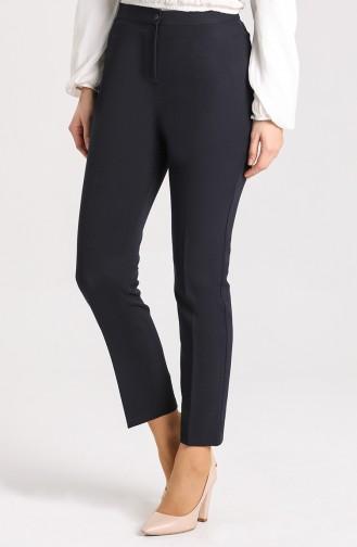 Navy Blue Pants 1132-02