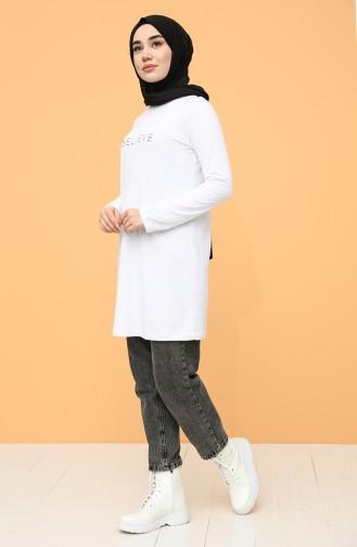 White Tuniek 6003-02