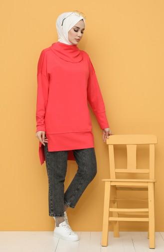 Coral Sweatshirt 8293-09