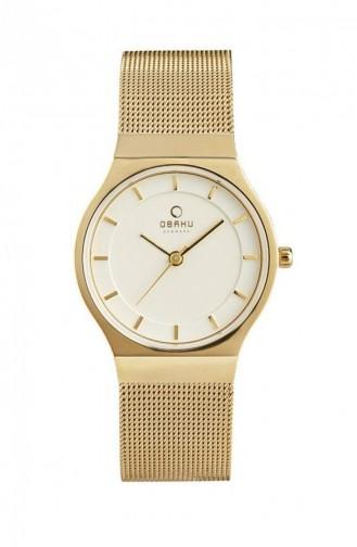 Gold Colour Horloge 123LGIMG