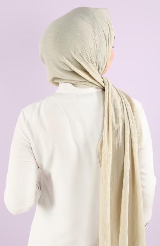 Nefti Yeşil Sjaal 90672-22
