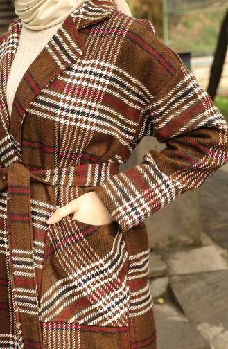 Brown Lange Jas 21K81191C-01