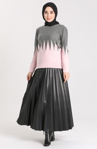 Pink Blouse 19666-01