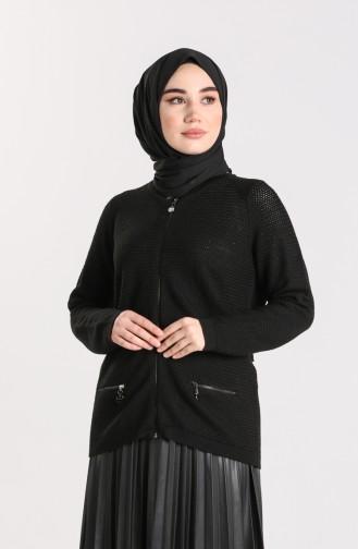 Black Vest 20844-02