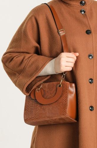 Tan Shoulder Bags 10119-07