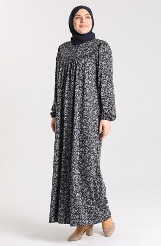 Robe Hijab Khaki 4782A-01