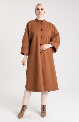 Camel Poncho 9035-03