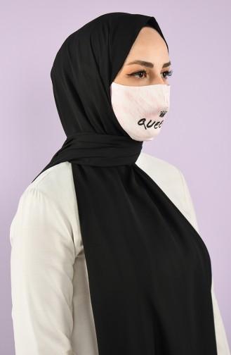 Yüz Maskesi BMSK-014 Renkli