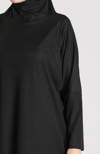 Black Praying Dress 0620-01