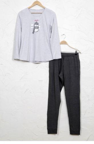 Pyjama Gris 9031300000.