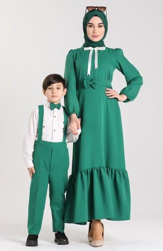 Pantalon Vert 2032-01
