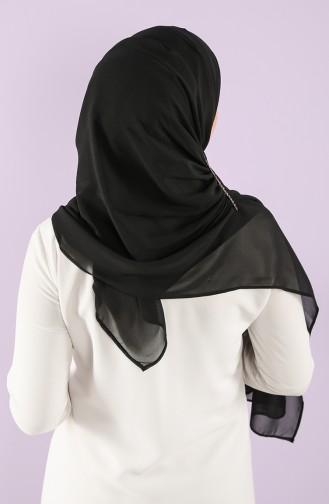 Châle Noir 0007-14