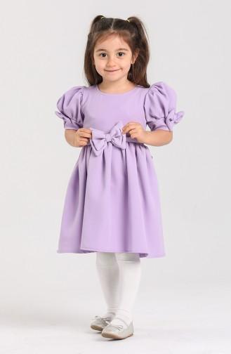 Lilac Kinderjurk 2024-01