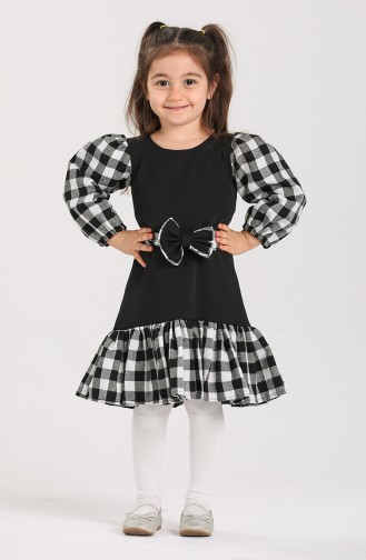 Schwarz Kinderbekleidung 2037-01