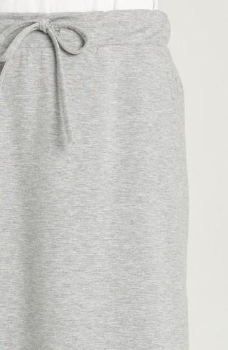 Gray Skirt 0152-01