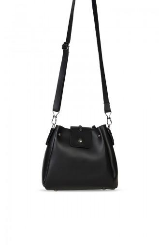 Black Shoulder Bags 140207