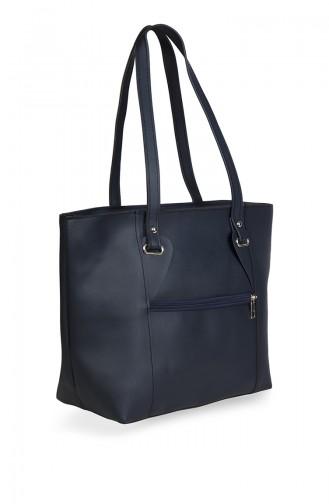 حقيبة كتف أزرق كحلي 140257